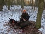 9-10 stycznia - polowanie zbiorowe
